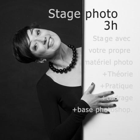 Bon Cadeau STAGE Photo 3h